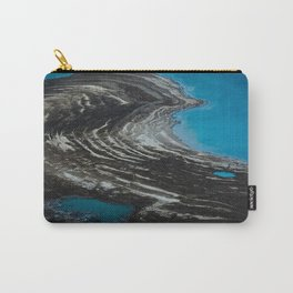 Shrinking of the Dead Sea Carry-All Pouch