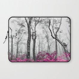 Princess Pink Forest Garden Laptop Sleeve