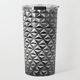Spaceship Earth Travel Mug