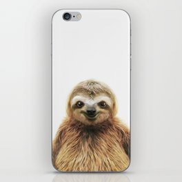 Young Sloth iPhone Skin