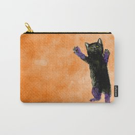 Playful Kitty Carry-All Pouch