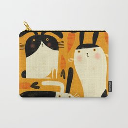 BUNNY PATCH Carry-All Pouch