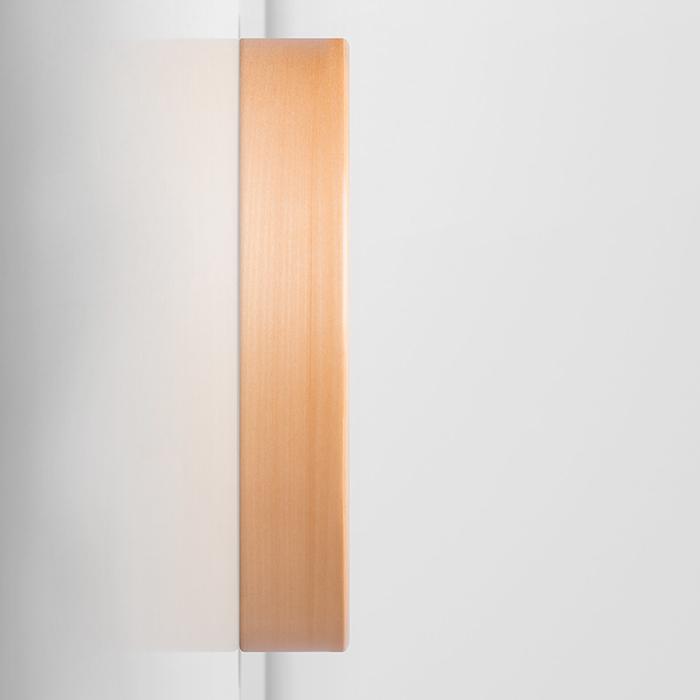 Save Green Concept Wall Clock