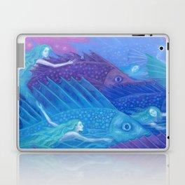 Ocean nomads Laptop & iPad Skin