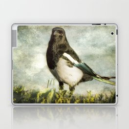 Message from the Magpie Laptop & iPad Skin