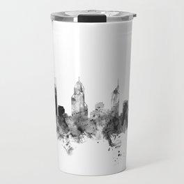 Perth Australia Skyline Travel Mug