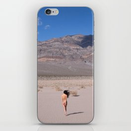 Love Me But Leave Me Wild iPhone Skin