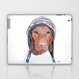 Vizsla Dog Laptop & iPad Skin