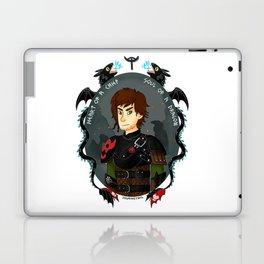 Hiccup Haddock III- Pride of Berk Laptop & iPad Skin