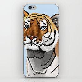 Tiger iPhone Skin