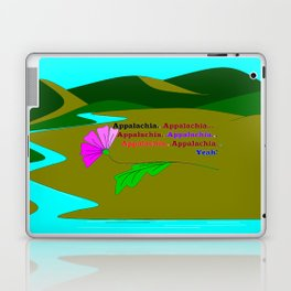 My Colorful and True Ode to Beautiful Appalachia! Laptop & iPad Skin