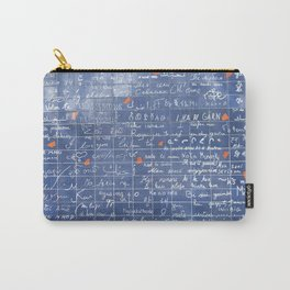 I love you. Carry-All Pouch