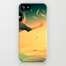 Pursuit of Happiness iPhone Case