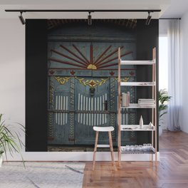 The Gate to Valhalla Wall Mural