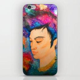 Galaxy Boy iPhone Skin