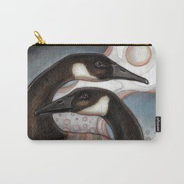 Canda Geese Carry-All Pouch