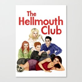 The Hellmouth Club Canvas Print