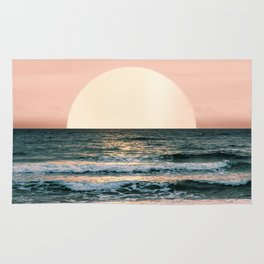 Summer Sunset Rug