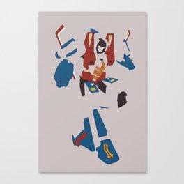 Transformers G1 - Starscream Canvas Print