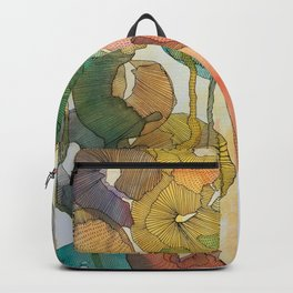 Across The Sunset Backpack