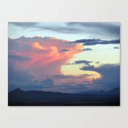 Huffed and Puffed Canvas Print