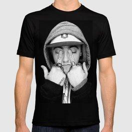 MAC MILLER---FACE T-shirt