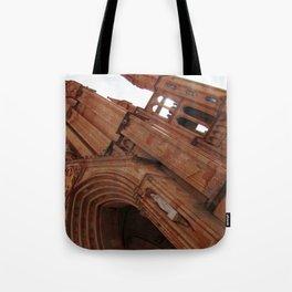 Fatima  church Tote Bag