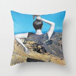 Voluptuous Throw Pillow