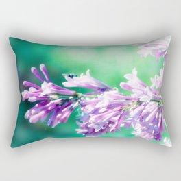 Tribute to a friend Rectangular Pillow