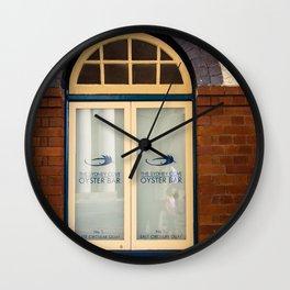 Oyster Bar Wall Clock