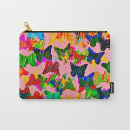 float like a butterfly 3 Carry-All Pouch