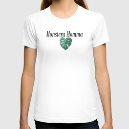Monstera Momma T-shirt