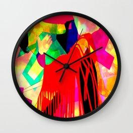 Dancing Sway Wall Clock