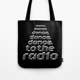 Transmission - Joy Division Tote Bag