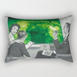 Radioactive Tourism: Part 1 Rectangular Pillow