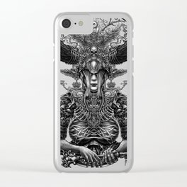 Winya No. 81 Clear iPhone Case