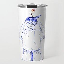 Wallflower(II) Travel Mug