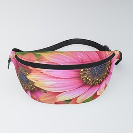 Vintage asters (3) Fanny Pack