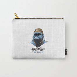 Harambe Carry-All Pouch