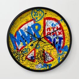 Berlin Wall Wall Clock