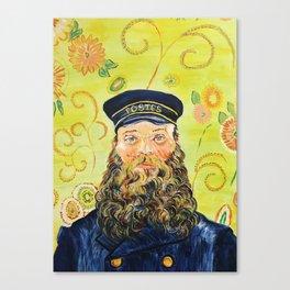 Joseph Roulin Canvas Print