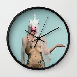 RainbW #1 Wall Clock
