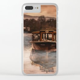 Lakeland Mist Clear iPhone Case