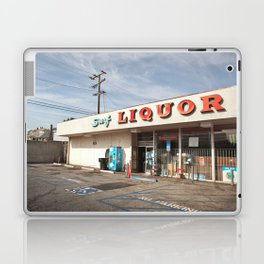 Liquor Store Santa Monica Laptop & iPad Skin
