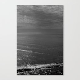 The Surfers Canvas Print