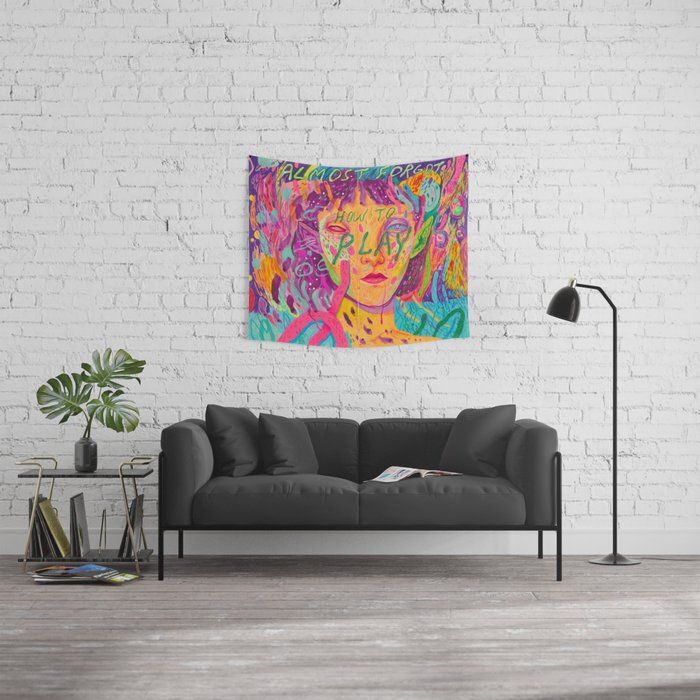 don't forget Wall Tapestry