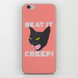 CREEP iPhone Skin