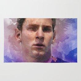 Lionel Messi Rug