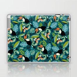 Toucan Tropics Laptop & iPad Skin