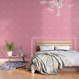 Mrs (Pink) Wallpaper